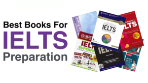 Best books for IELTS Preparation